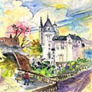 Biarritz 01 Art Print