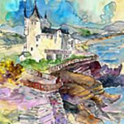 Biarritz 02 Art Print
