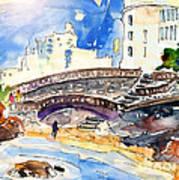 Biarritz 07 Art Print