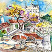 Biarritz 10 Art Print