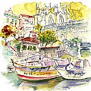 Biarritz 11 Art Print