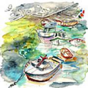 Biarritz 17 Bis Art Print