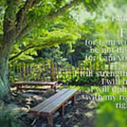 Bible Verse 01 Art Print
