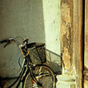 Bicycle 02 Art Print