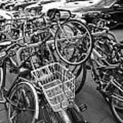 Bicycle 5 Art Print