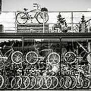 Bicycle Heaven Art Print