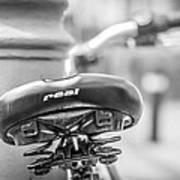 Bicycle Seat.  Art Print