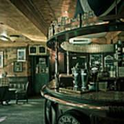 Biddy Mulligans Pub. Edinburgh. Scotland Print by Jenny Rainbow
