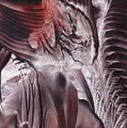 Big-bang Glimmer Art Print