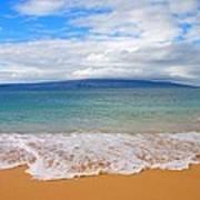 Big Beach Maui Art Print