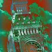Big Ben 16 Art Print