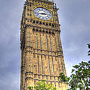 Big Ben - Elizabeth Tower Art Print
