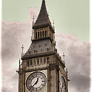 Big Ben - London Art Print