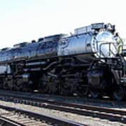 Big Boy - Union Pacific Railroad Art Print
