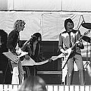 Big Jam At Day On The Green 1976 Art Print