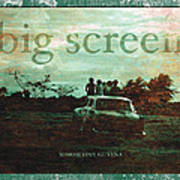 big Screen Art Print
