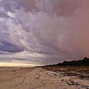 Big Storm Coming Art Print