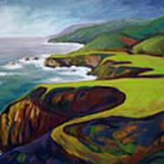 Big Sur 2 Art Print