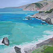 Big Sur Art Print