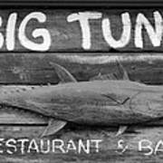 Big Tuna Art Print