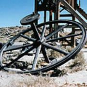 Big Wheel Bodie Art Print