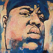 Biggie Smalls Art Painting Poster Art Print