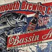Bigmouth Brewing Art Print