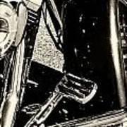 Bike IIi Art Print