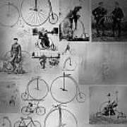 Bikezz Art Print