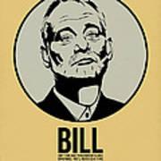 Bill Poster 1 Art Print