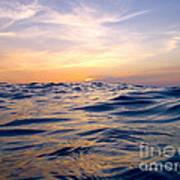 Bimini Sunset Art Print