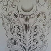Bio 2 Art Print