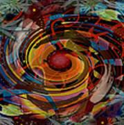 Biorhythm Art Print
