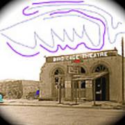 Birdcage Theater Number 1 Tombstone Arizona C.1934-2008 Art Print