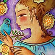 Birdie Art Print