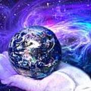 Birth Of A Planet Art Print