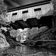 Bissell Bridge Art Print