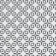 Black And White Designs Art Print