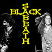 Black Sabbath 1978 Art Print