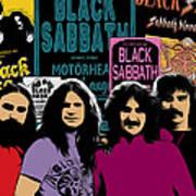 Black Sabbath Art Print