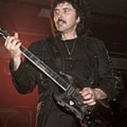 Black Sabbath - Tony Iommi Art Print
