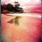 Blackman's Bay Art Print