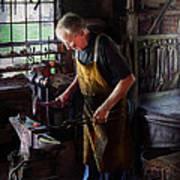 Blacksmith - Starting With A Bang  Art Print
