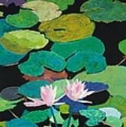 Blairs Pond Art Print