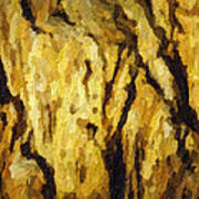 Blanchard Springs Caverns-arkansas Series 04 Art Print