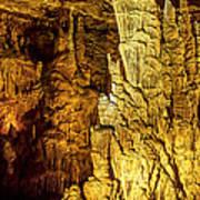 Blanchard Springs Caverns-arkansas Series 05 Art Print