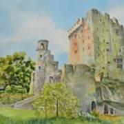 Blarney_castle_1 Art Print