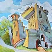 Blarney_castle_ii Art Print