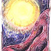 Blessed 2010 Art Print