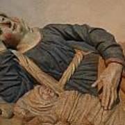 Blessed Virgin Mary Art Print